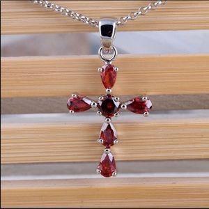 Cute Cross Necklace